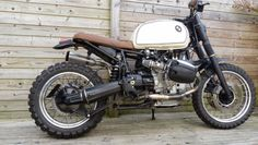 BMW 1100GS Scrambler by Satora Design #motorcycles #scrambler #motos | caferacerpasion.com