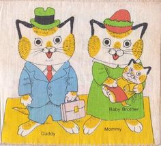 humorous illustrations by Richard Scarry