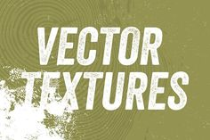Vector Textures Graphics *** This product is vector based.Created and recommended for use with Adobe Illustrator.You receiv by Little Sisters Studio