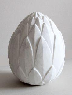 Beginnings, 2010, marble