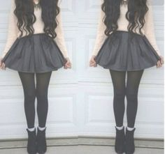 Skirt: hipster outfits cute blouse