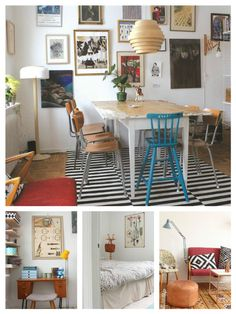 Elin's Swedish home, filled with retro treasures and classic Scandinavian design | live from IKEA FAMILY