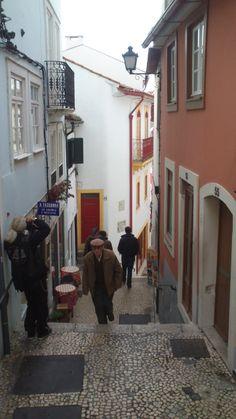 Coimbra, downtown