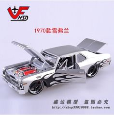 37.81$  Know more  - Store opening Maisto 1:24 Chevrolet  Ford Classic cars Vintage cars Fast and Furious Toys for boys Collectables