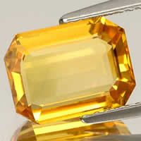 Yellow Sapphire form Thailand
