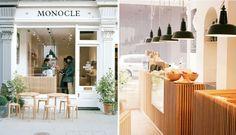 Канадский журналист Тайлер Брюле, являющийся основателем авторитетного печатного издания Monocle, открывает одноименное городское кафе