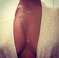 #jewels #body_chain_jewelry #gold_chain