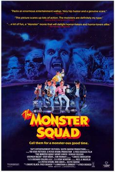 taking a closer look at an awesome bedroom, pt. 2: monster squad
