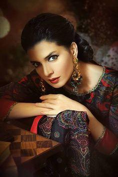 Pakistani Actress Mahnoor Baloch