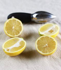 #Tip: Does Cutting a Lemon Lengthwise Really Give You More Juice?