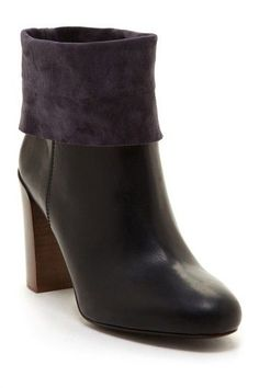 classic black ankle boot