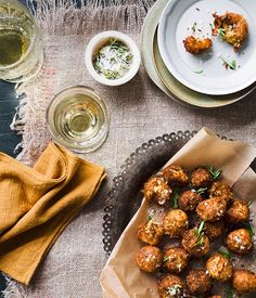 Cauliflower, aged Cheddar and mustard fritters - Gourmet Traveller