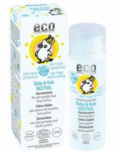 Skydda dig och ditt barn, så att ni kan njuta av sommarsolen! Inkommande solprodukter hos www.ekomagasin1.se