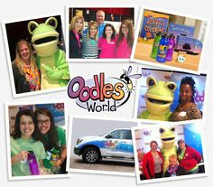 Snapshots from our time at the @Hearts at Home . National Conference! Can't wait for more fun Oodles adventures... www.oodlesworld.com #HAH2013 #sahm #moms