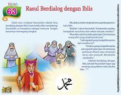 Baca Online Buku 101 Kisah Mukjizat Rasulullah dan Para Nabi KATA BACA Kids Story Books, Stories For Kids, Muslim Quotes, Islamic Quotes, Baca Online, History Of Islam, Islam For Kids, All About Islam, Learn Islam