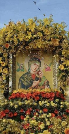 Blessed Mother, Madonna, Painting, Painting Art, Paintings, Painted Canvas, Drawings, Virgin Mary