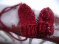 Extra Toasty Toddler Mittens - my fave.