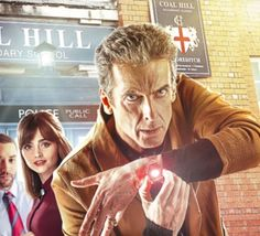 Doctor Who - 08.06 The Caretaker
