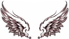 Idea... Angel wings