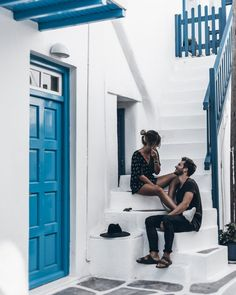 Hello again, here's another Mykonos post, but this time photos from outside of the hotel! Normally I make posts with tips and my favourite places from a city, but unfortunately I won't do this today because… Couple Photography, Photography Poses, Couple Goals Cuddling, Greece Outfit, Photo Vintage, Relationship Goals Pictures, Love Is In The Air, Vacation Pictures, Couple Posing