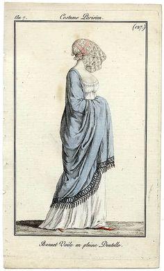 Journal des Dames et des Modes, 1798