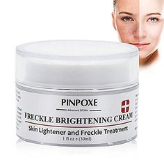 DARK SPOTS take over your skin? Freckles and brown spots are visible from a mile. And you are afraid of the sun, because it makes the skin discoloration worse. Cellulite, Vitamin C, Anti Blemish, Freckle Cream, Best Dark Spot Corrector, Cream For Dark Spots, Serum, Lighten Skin, Freckles
