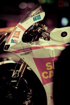 Motorcycles - Honda MotoGP Marco Simoncelli - daniphotodesign.com