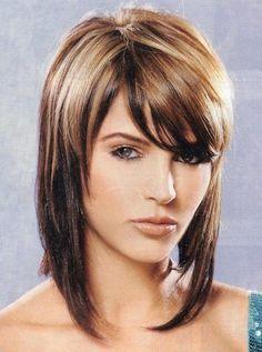 Afbeeldingsresultaten voor 2016 medium shag haircuts for women