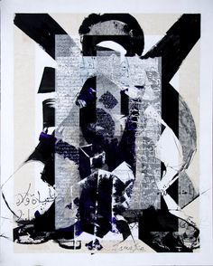 Abdullah Akar,born to a Bedouin family in the south of Tunisia in 1952 he traveled to Paris in the late 1960s where he now lives.He studied under Master Iraqi calligrapher Ghani Alani and exhibited for the first time in 1986.