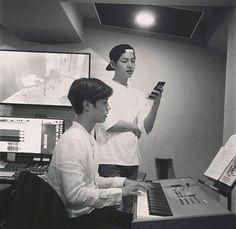 Song Joong Ki y Park Bo Gum