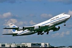 "Delivered to Pan Am February 15, 1970, ""Clipper Maid of the Seas"" was brought down by a terrorist bomb over Lockerbie, Scotland on December 21, 1988."