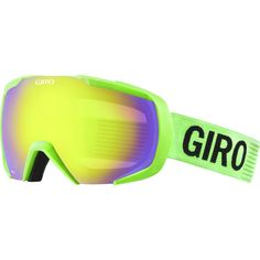Giro - Onset Goggle - Highlight Yellow Monotone-Yellow Boost
