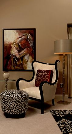 Dramatic color, texture &  pattern