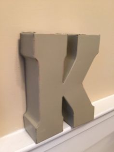 Metal Letters For Wall Decor wall decor shabby chic letters 4 letterslabellascottage