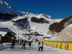 #Ovindoli #Marsica #Abruzzo #neve #sci #sport Monte Magnola