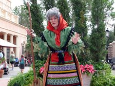 La Befana is a character in Italian folklore who delivers presents to children throughout Italy, in a similar way to Saint Nicholas or Santa Claus. The character may have originated in Rome, then spread as a tradition to the rest of Italy.