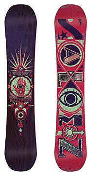 Salomon Gypsy Snowboard - Women's - Free Shipping - christysports.com