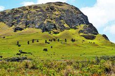 Chile, Golf Courses, Easter Island, Islands, Chili Powder, Chilis