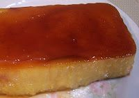 Tocinillo de cielo. Microondas Whole Eggs, Microwave Recipes, Micro Onde, Sweet Desserts, Almond, Bakery, Cheesecake, Favorite Recipes, Dishes