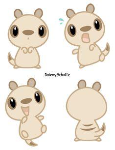 ------------------------------------------------------------------ © Art, character – Daieny Schuttz