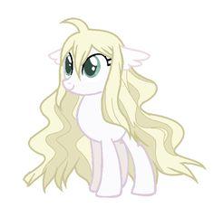 Mavis Vermilion [Fairy Tail] My Little Pony version