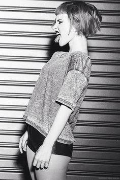The perfection has a name, Hayley Williams