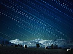 """The Brecon Beacons have won the status of """"international dark sky reserve"""" – the fifth place in the world to gain the accolade from the International Dark-Sky Association. The site joins Mont Mégantic in Quebec, Exmoor national park in Devon, Aoraki Mackenzie in New Zealand and the NamibRand nature reserve in Namibia. Galloway Forest Park in Scotland is an """"international dark sky park"""""""