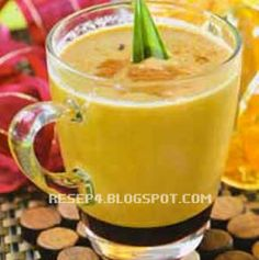 Indonesian Food, Detox Drinks, Herbalism, Food And Drink, Menu, Pudding, Cooking Recipes, Tasty, Sweets