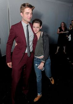 Happy Birthday, Kristen!See Her Sweetest Moments With Robert: Kristen Stewart and Robert Pattinson snuck away for a private romantic moment to talk and kiss during the On the Road afterparty at the Cannes Film Festival in May 2012.   : Robert Pattinson and Kristen Stewart held on to each other at the LA afterparty for Eclipse in June 2010.
