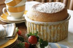 This vanilla souffle recipe features milk, vanilla, sugar and eggs which, when combined, creates a divine dish for special and everyday eating.