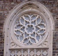 Rose window wikipedia the free encyclopedia diy for Architecture gothique definition