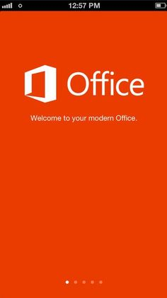 Microsoft Office Finally Comes to the iPhone