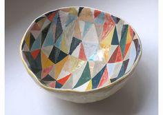 graphic bowl (very Gotye-like, no?)