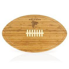 Atlanta Falcons Kickoff Party Platter & Serving Tray w/Laser Engraving